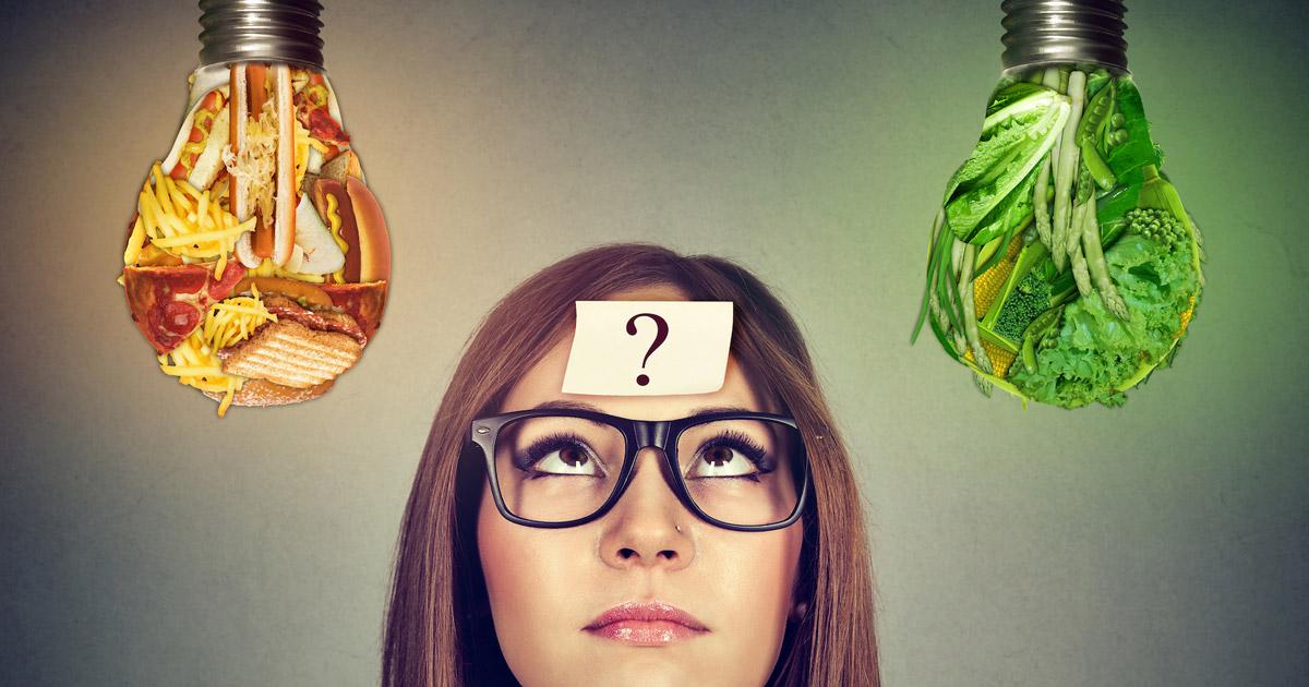 Odchudzanie zaczyna się w głowie – 5 skutecznych mind-hacków
